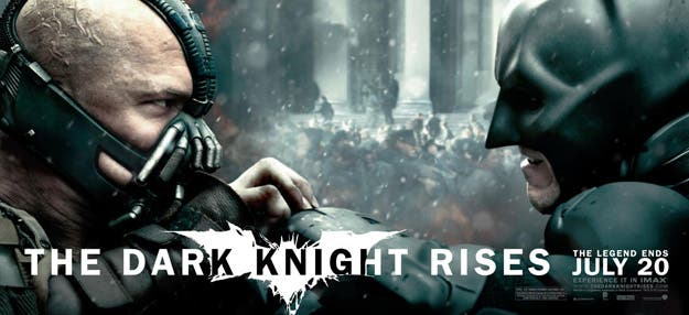 Seis nuevos pósters de The Dark Knigth Rises