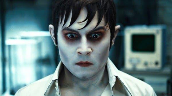 Johnny Depp en Sombras Tenebrosas
