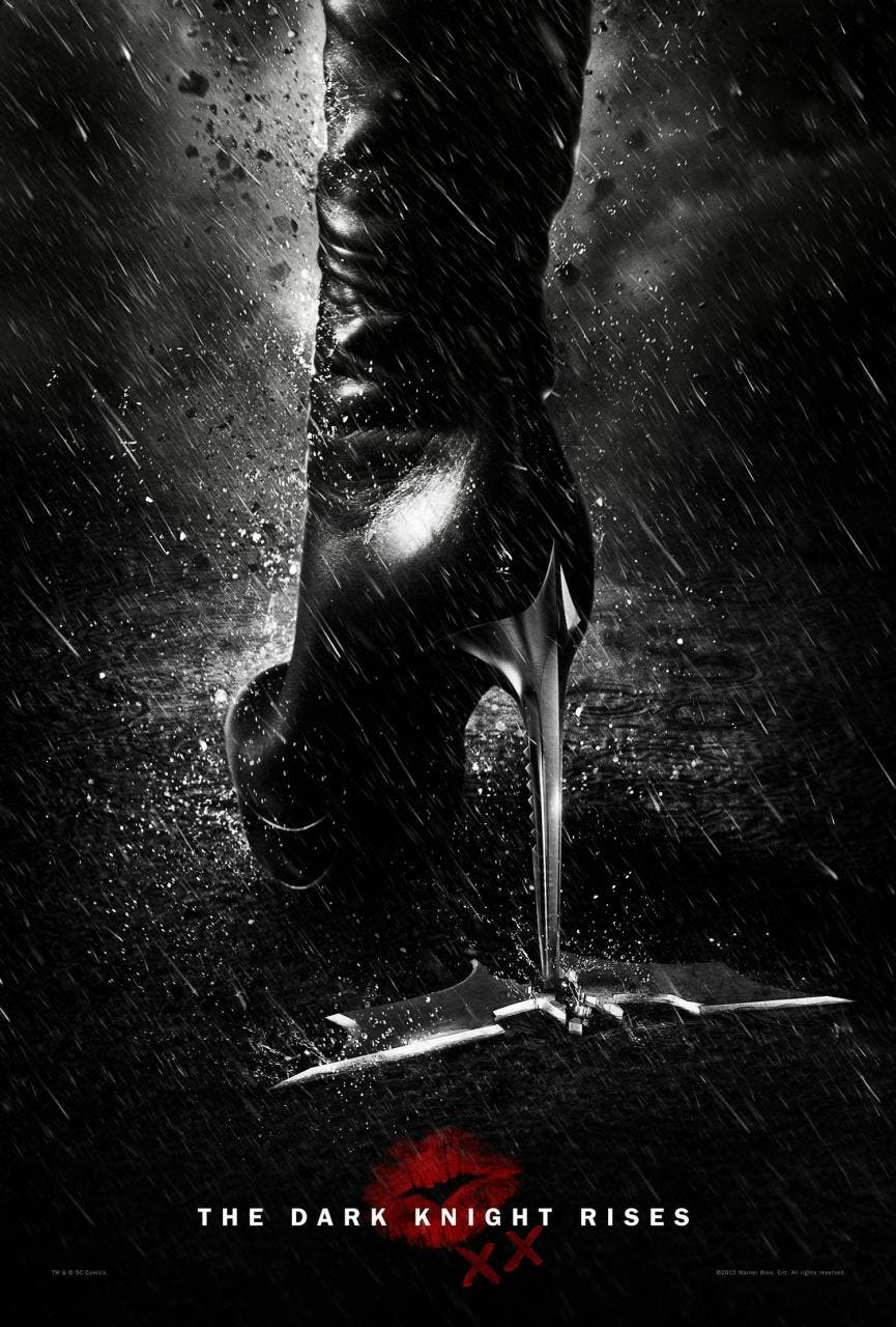 Poster secreto de batman