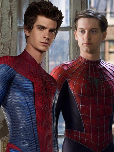 Tobey Maguire entrevista a Andrew Garfield por Spiderman