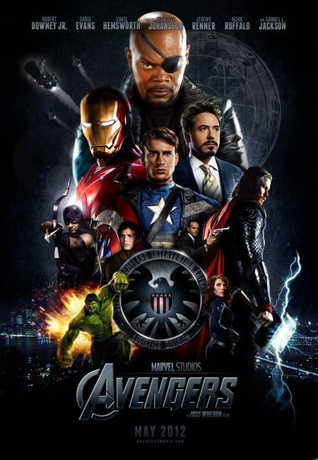 Box Office USA: Los vengadores hacen record