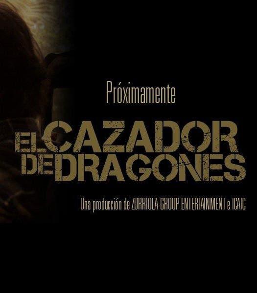 Poster de El cazador de dragones