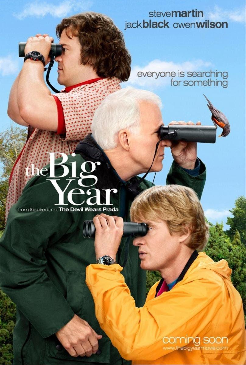 Poster de El gran año