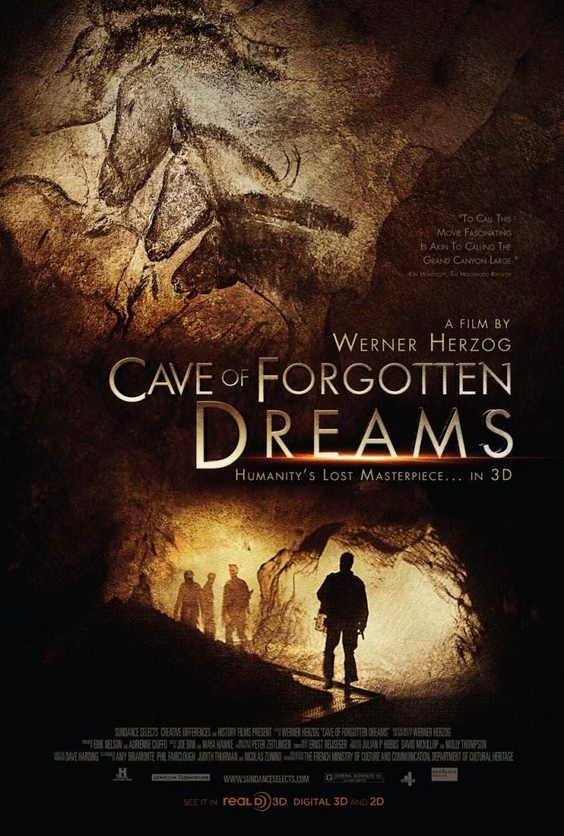 Poster de La cueva de los sueños olvidados