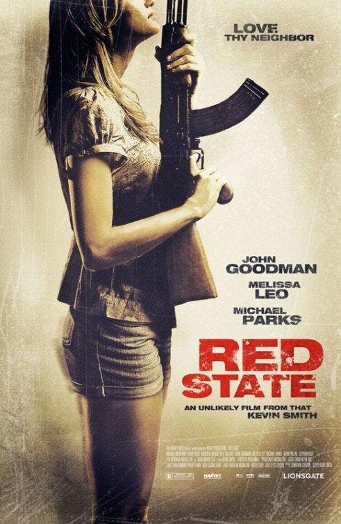 Poster de Red State
