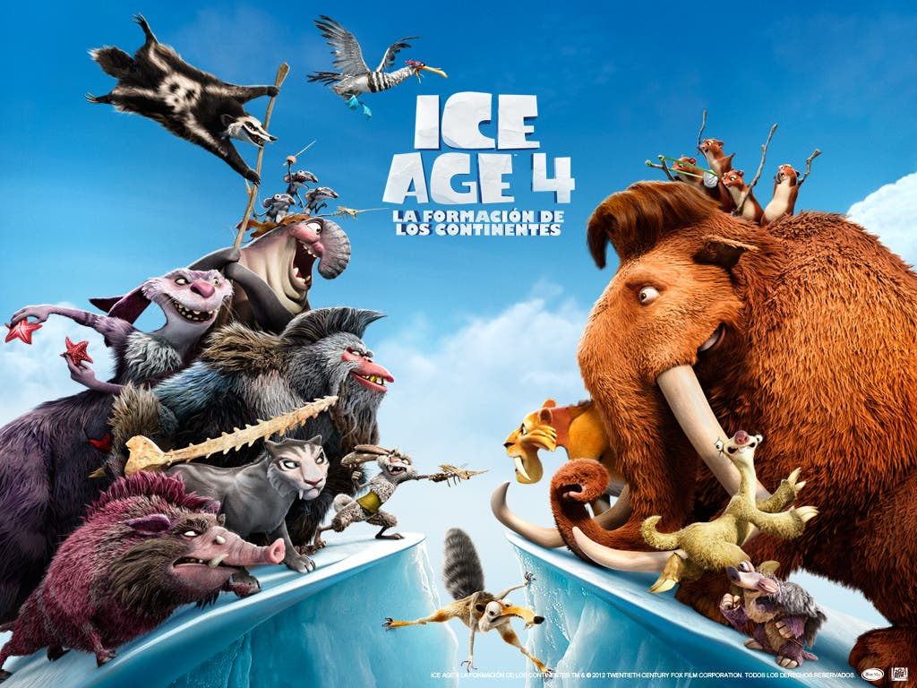 Poster de Ice Age 4 - Box Office USA