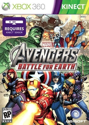 Los Vengadores Batalla por la Tierra, Marvel Avengers Battle for Earth