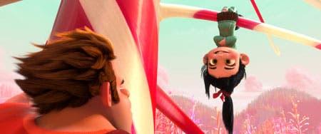 Nuevo trailer en español de ¡ROMPE RALPH!
