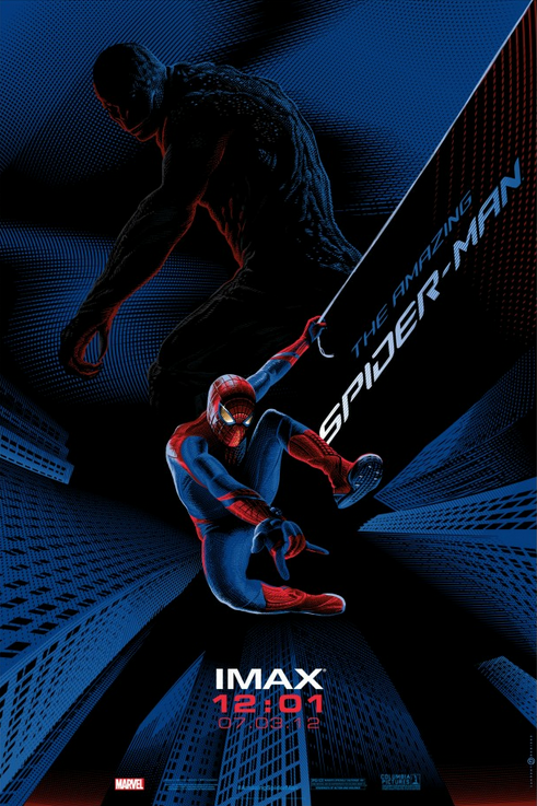 Poster IMAX de Spider-man