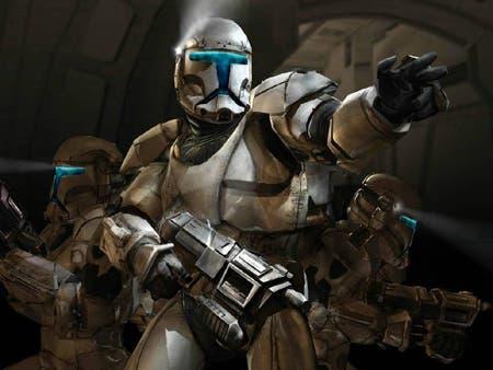 Stars Wars: The Clone Wars