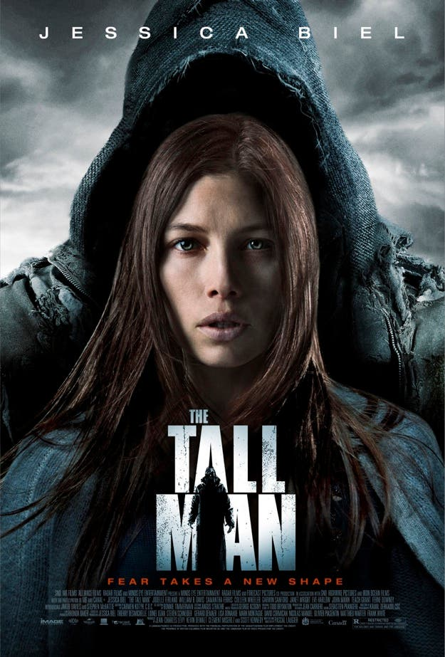The Tall Man - Jessica Biel