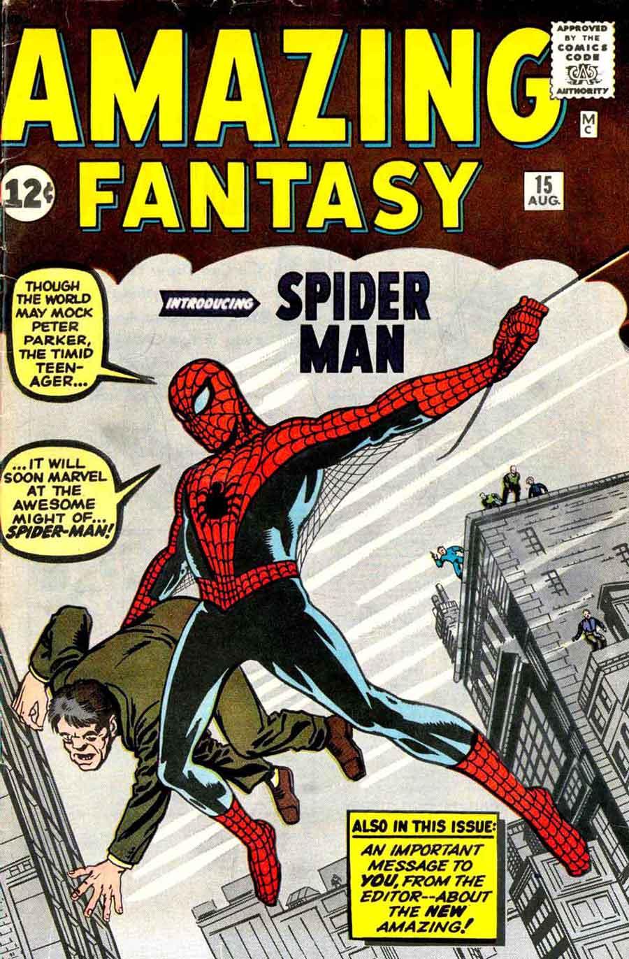 Amazing Fantasy nº 15