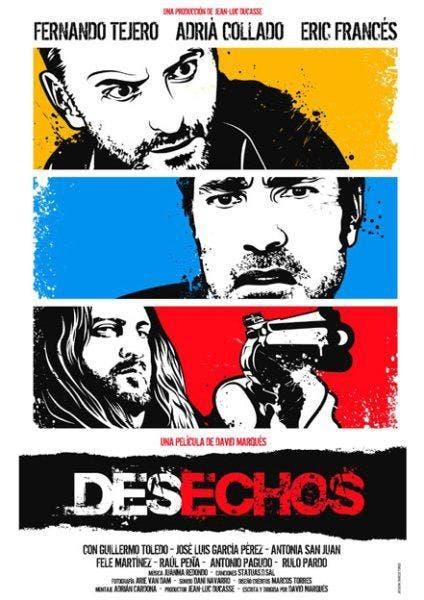 Poster de Desechos