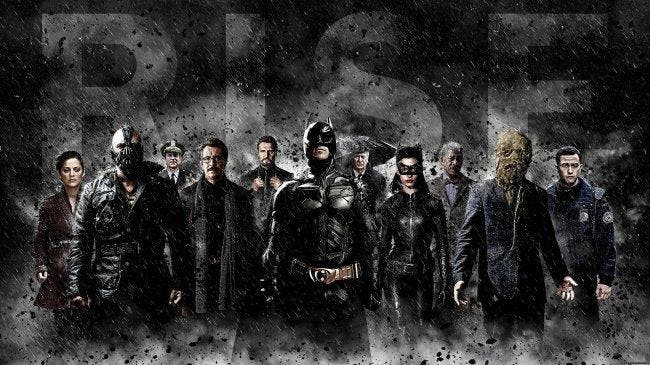 Caballero Oscuro la leyenda renace The Dark Knight Rises