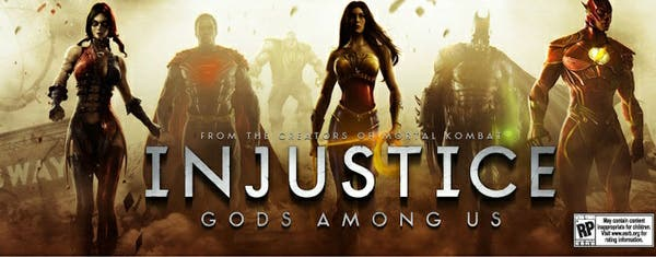 Gameplay de Injustice: Gods Among Us