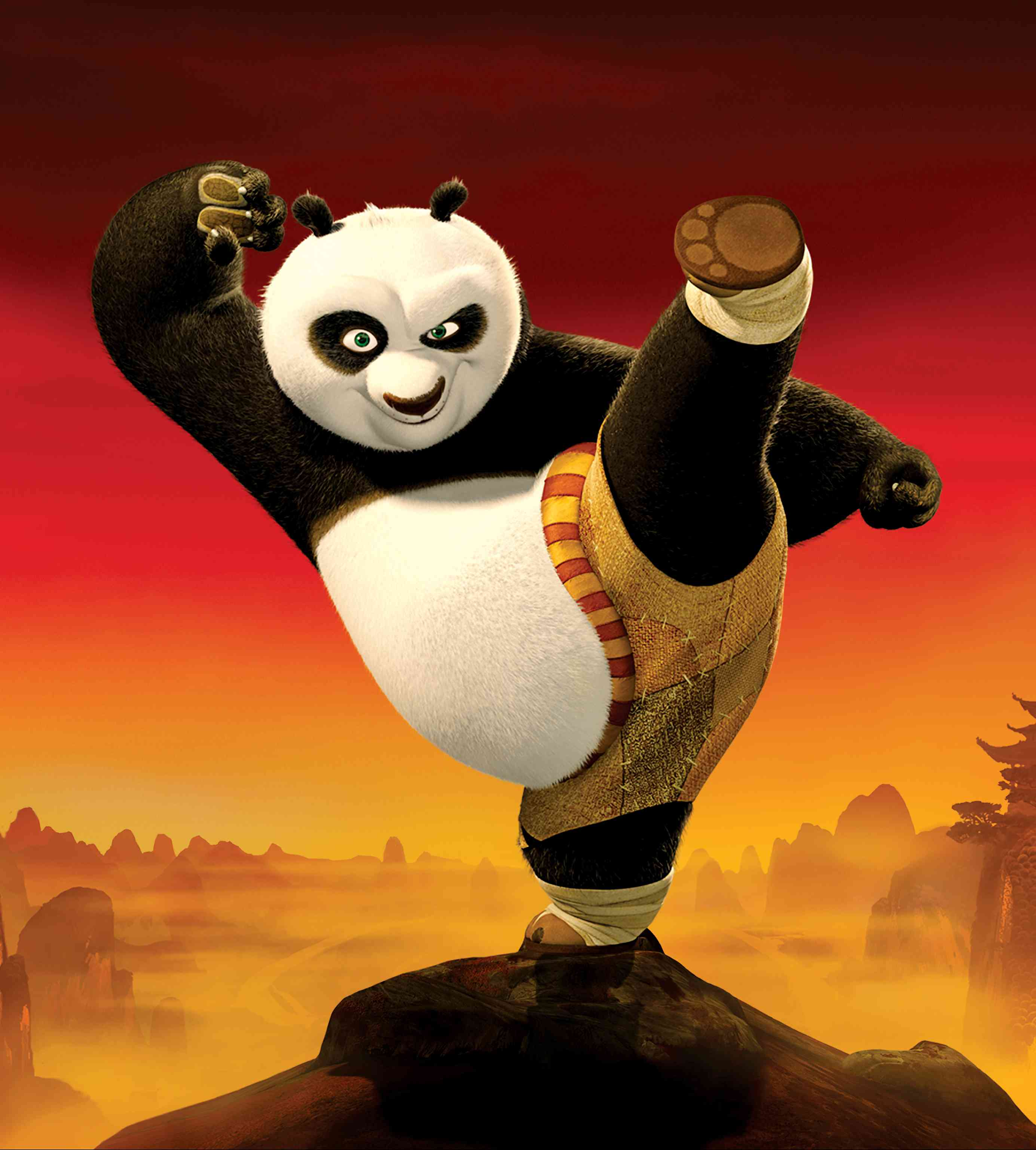 Habrá Kung Fu Panda 3