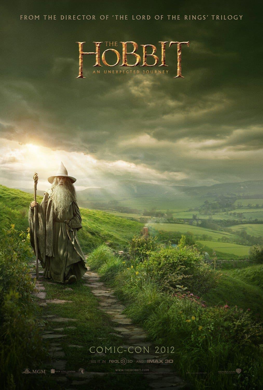 Nuevo poster de El hobitt un viaje inesperado