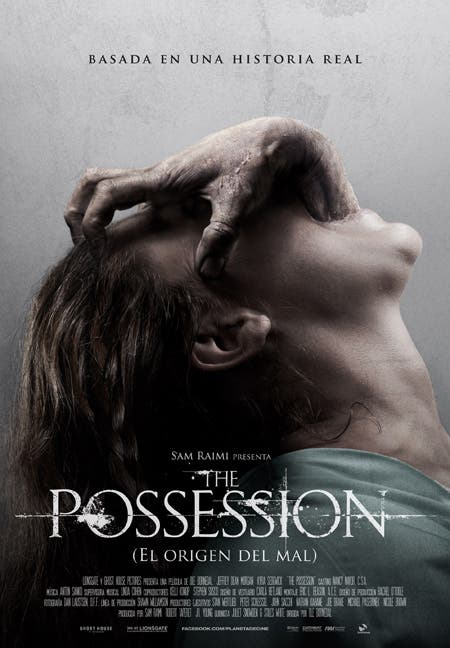 'THE POSSESSION'