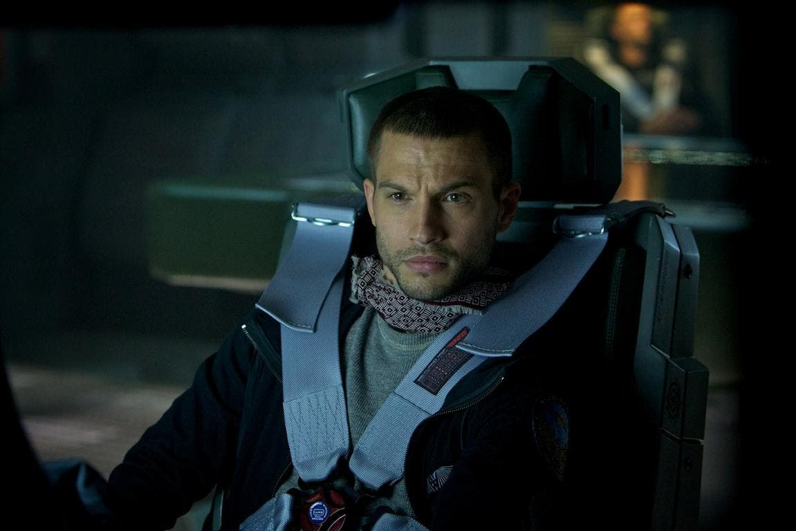 Logan Marshall-Green en Prometheus