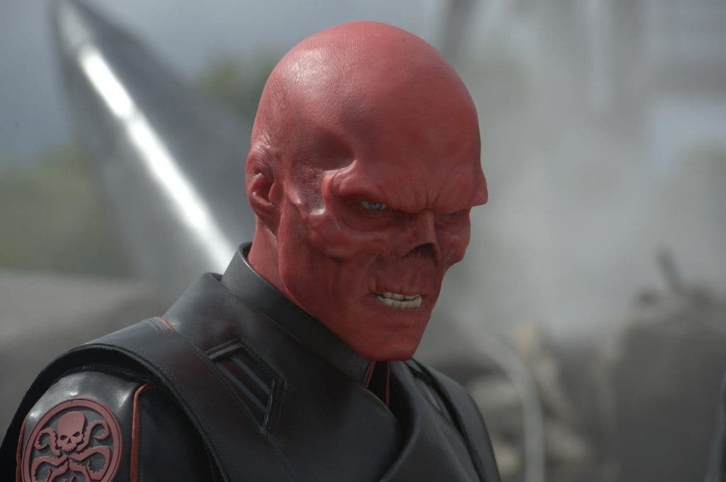Capitán América: Red Skull