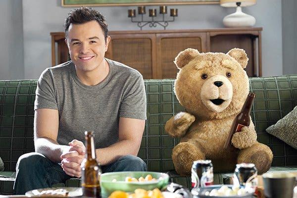 Seth MacFarlane nos habla de TED