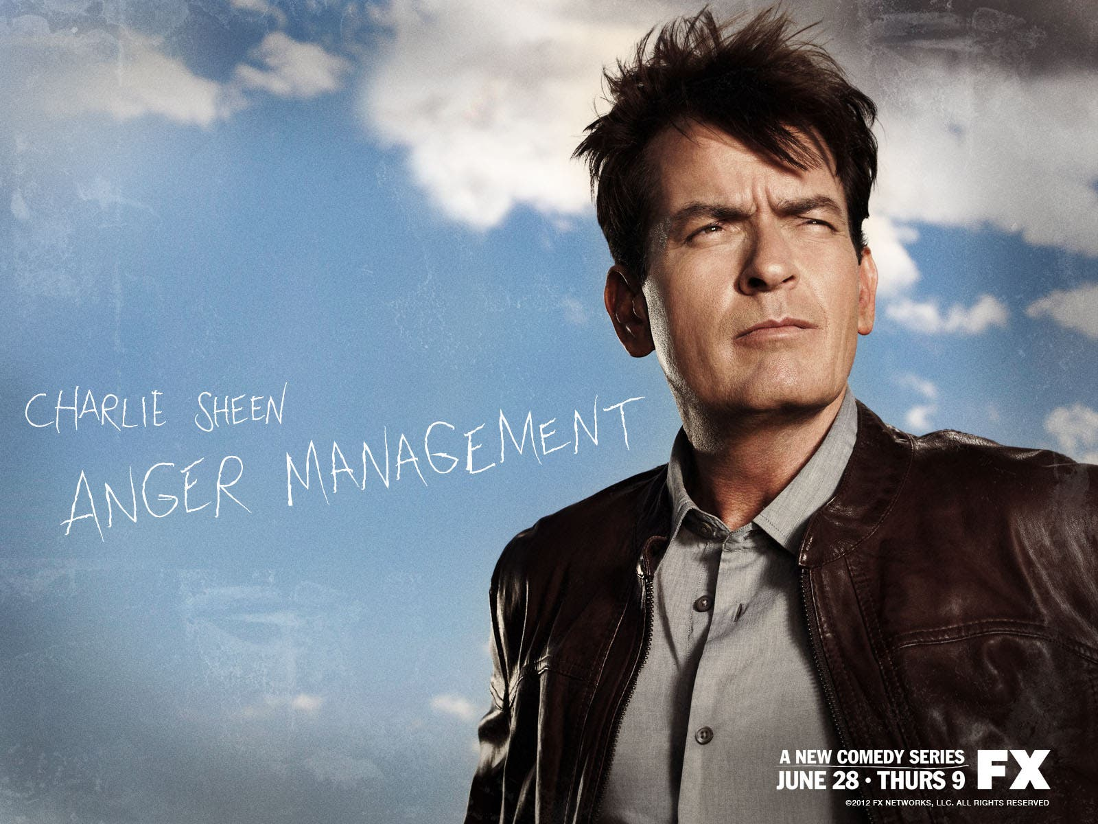 Charlie Sheen en Anger Managements