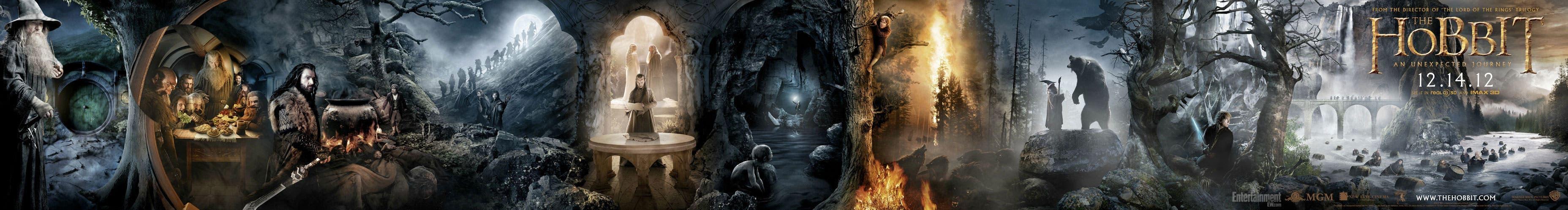 Banner de The Hobbit