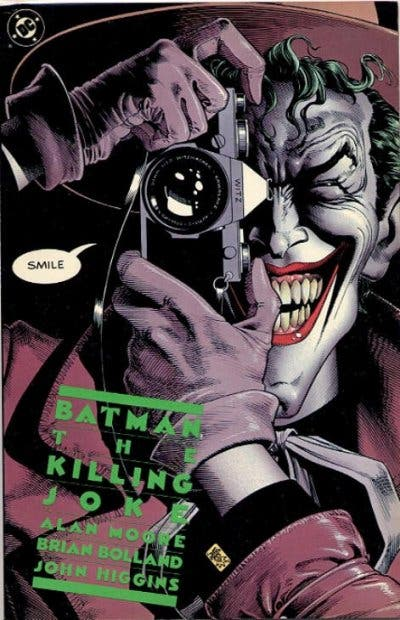 'La broma asesina' (The Killing Joke)