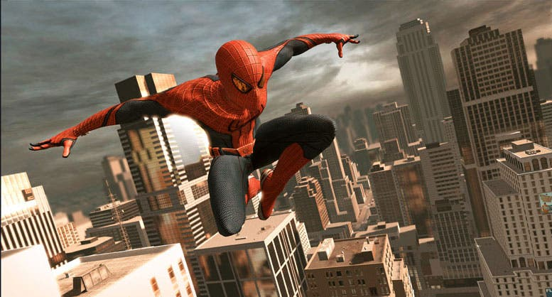 Ya disponible el videojuego de 'The Amazing Spider-man'