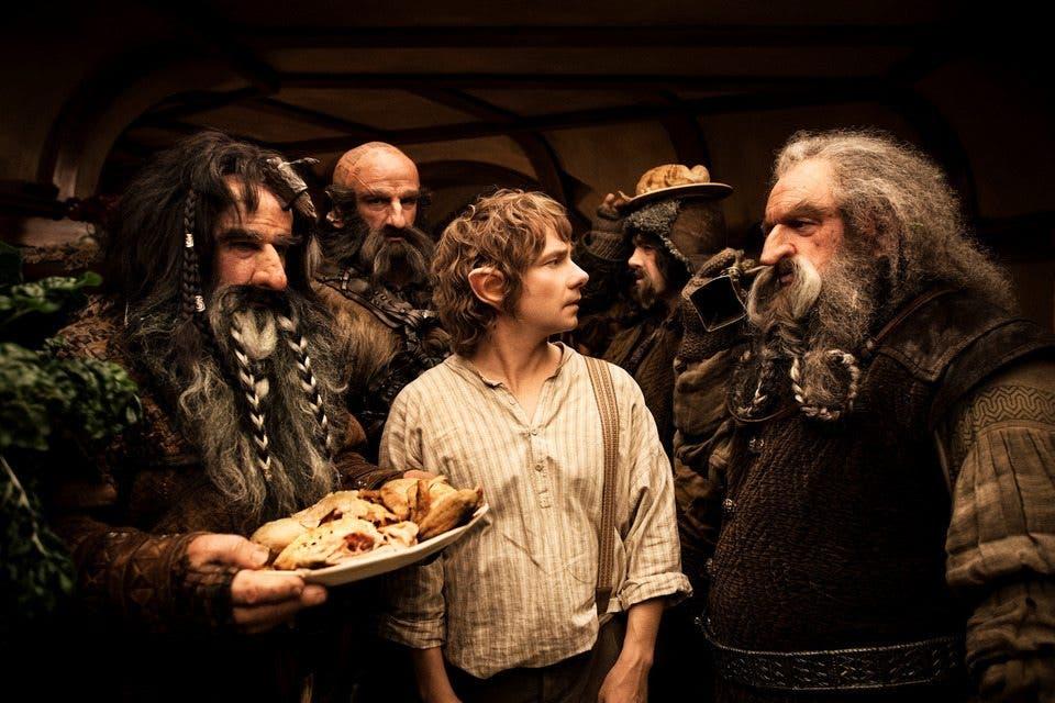 el hobbit un viaje inesperado Box Office