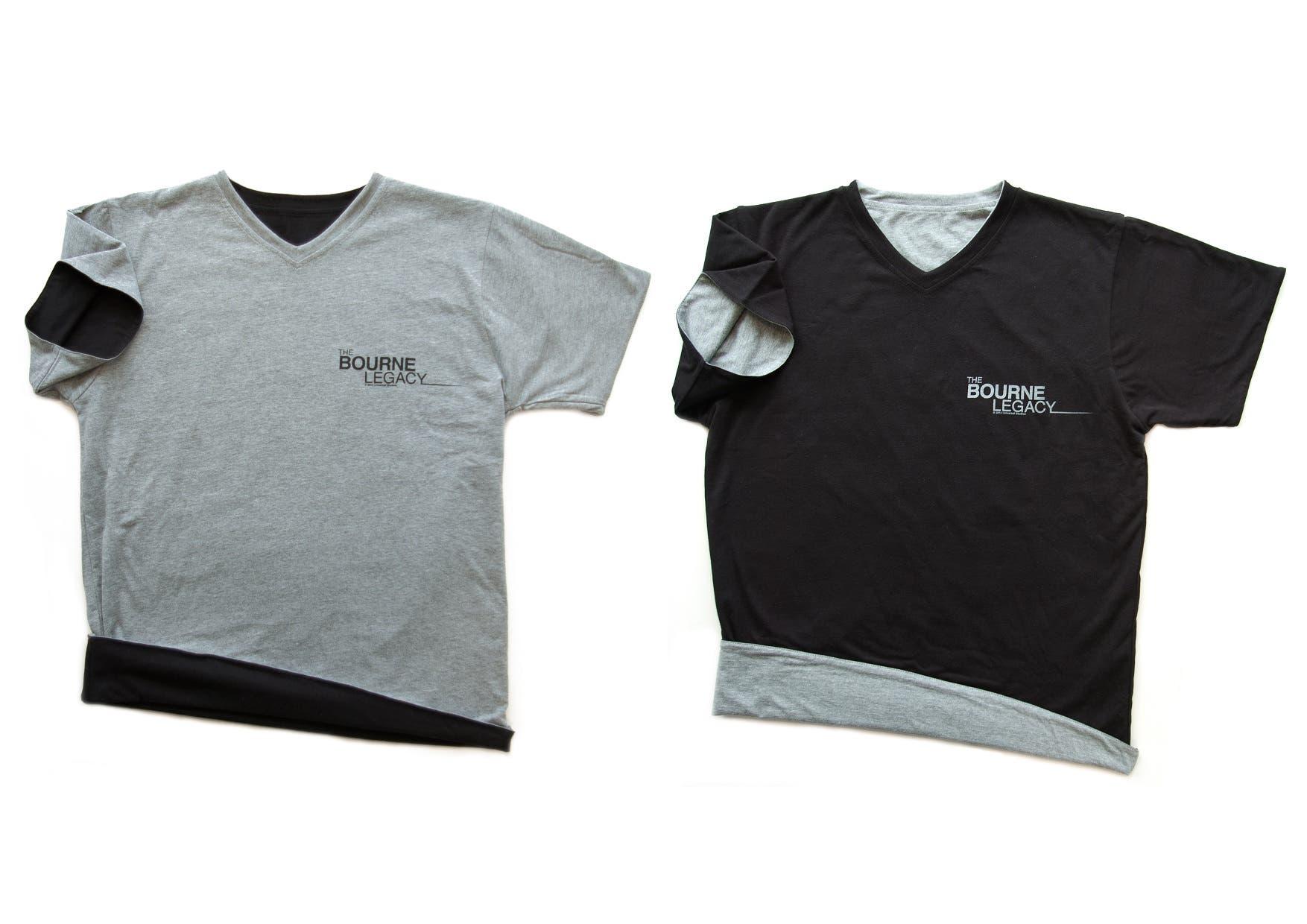Camiseta de El Legado de Bourne