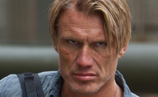Dolph Lundgren Los mercenarios 2
