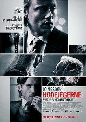 Poster de Headhunters