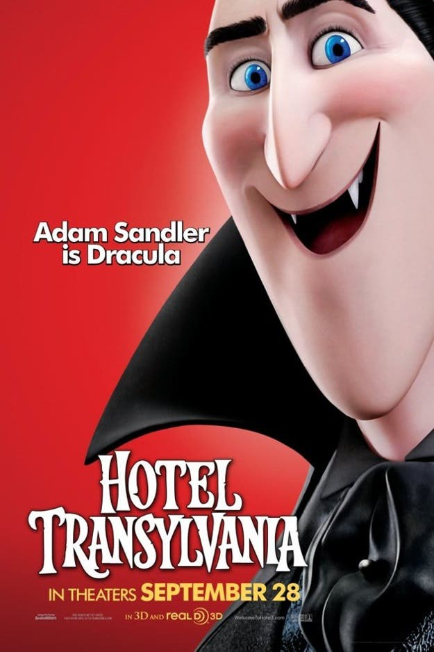 """Hotel Transylvania"""