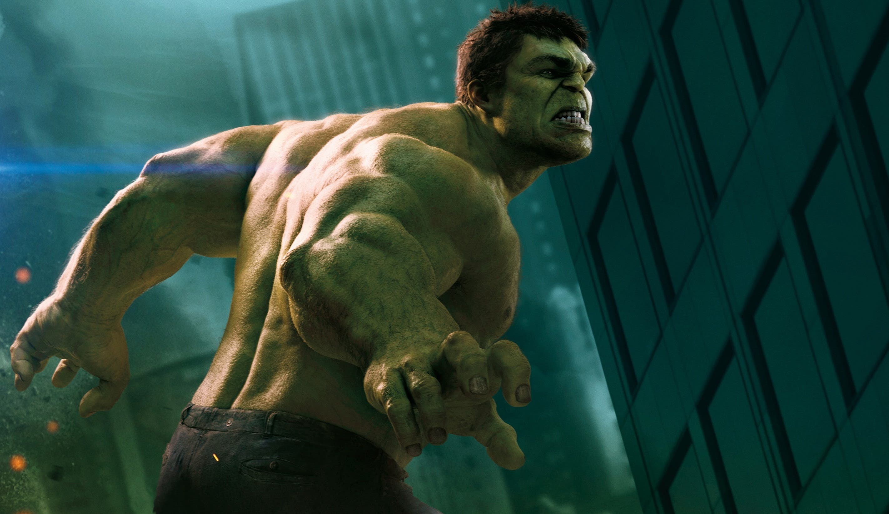 Hulk THE AVENGERS - Vengadores