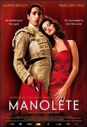 Poster de Manolete