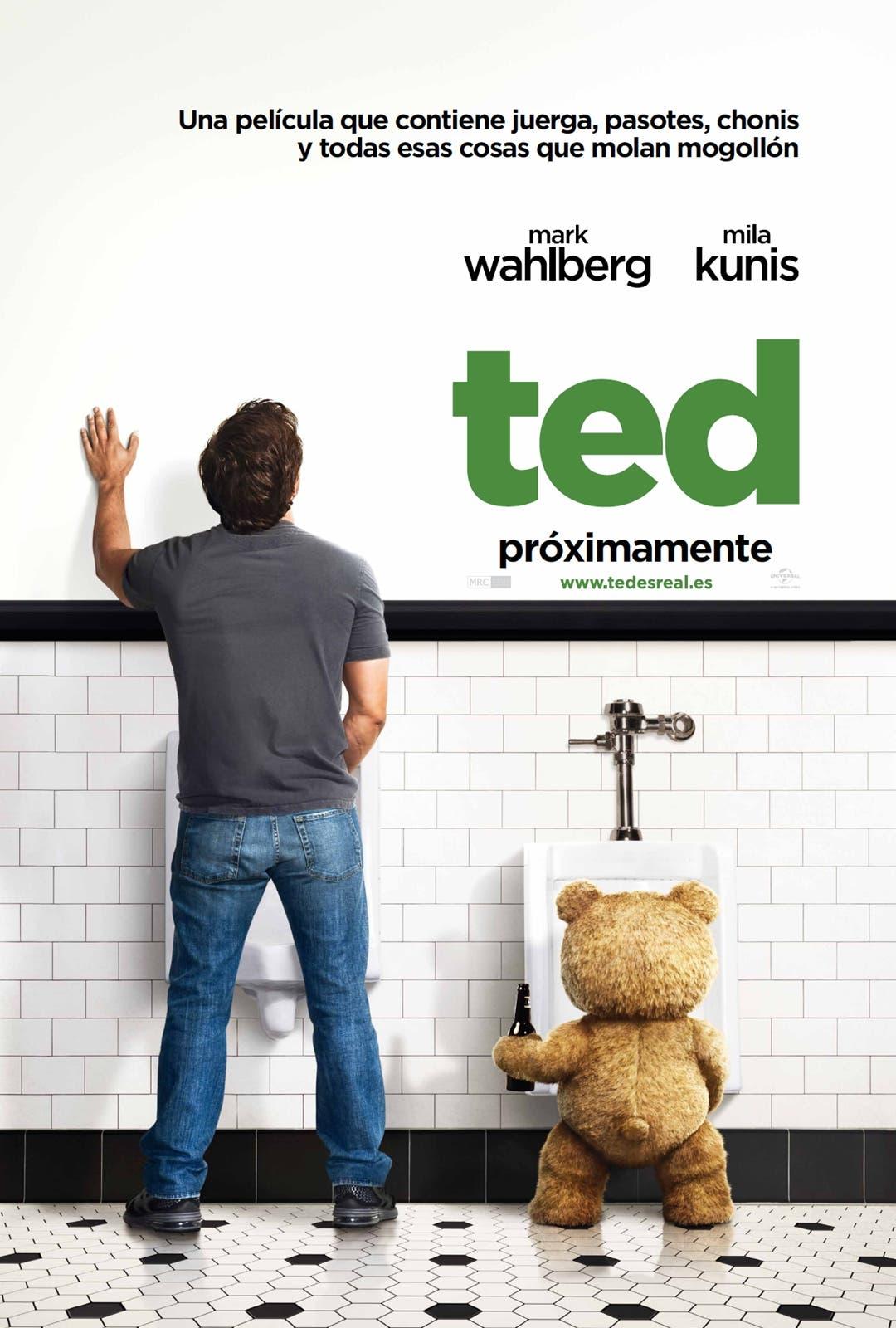 Poster de Ted