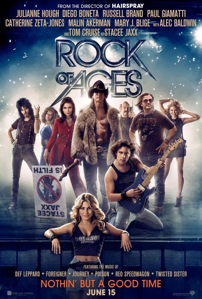 Poster de Rock of Ages (La era del rock)