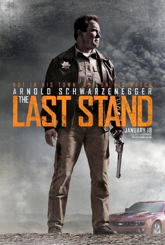 El último desafío | Primer tráiler de lo nuevo Arnold Schwarzenegger