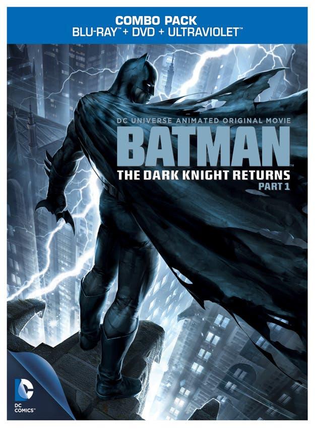 Portada The Dark Knight Returns