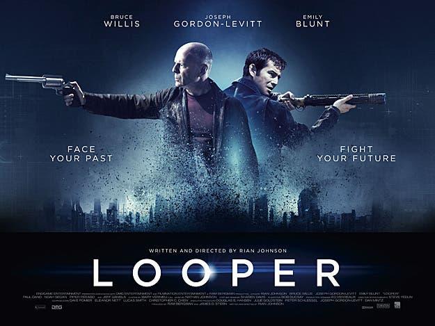 póster de Looper