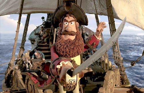 crítica de ¡Piratas!
