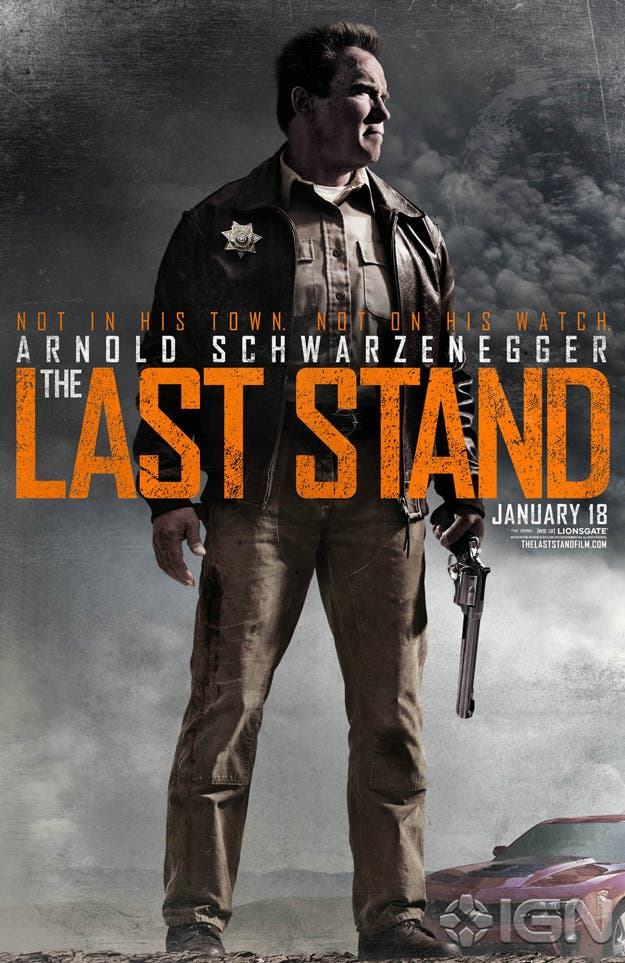 Poster de The Last Stand