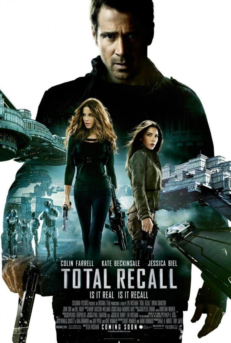 Poster deTotal Recall