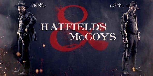 FOX CRIME estrena en primicia la miniserie 'HATFIELDS & McCOYS'