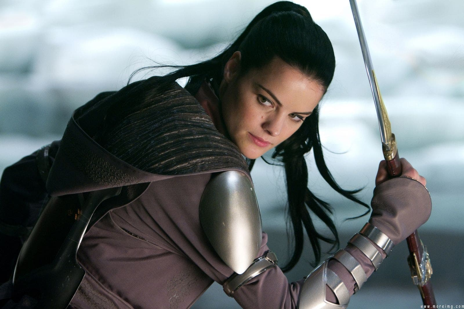 Jaimie Alexander es Lady Sif en 'Thor: The Dark World'