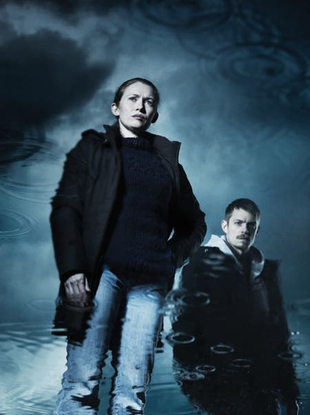 Imagen promocional de The Killing