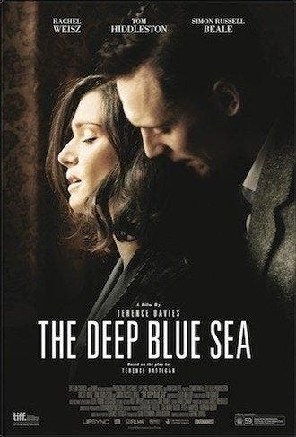 Poster de The Deep Blue Sea