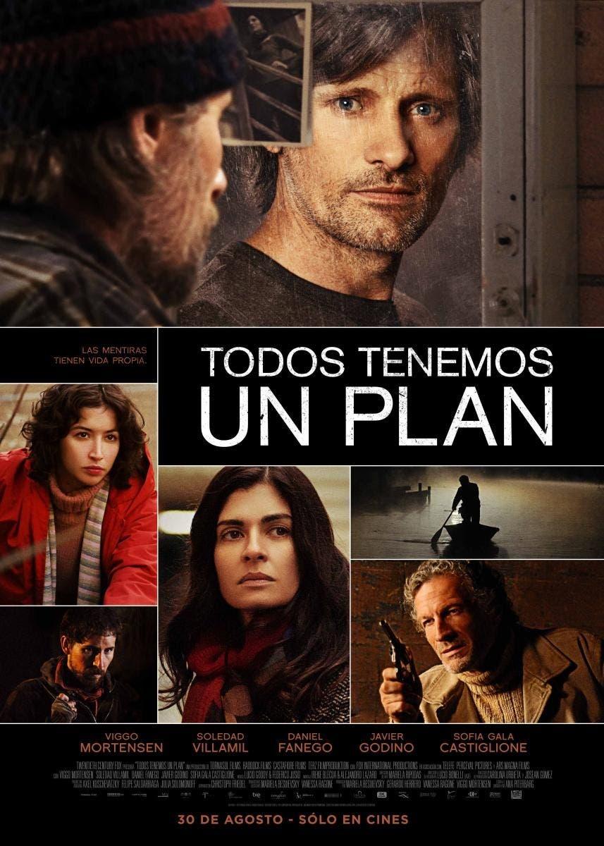 Poster de Todos tenemos un plan