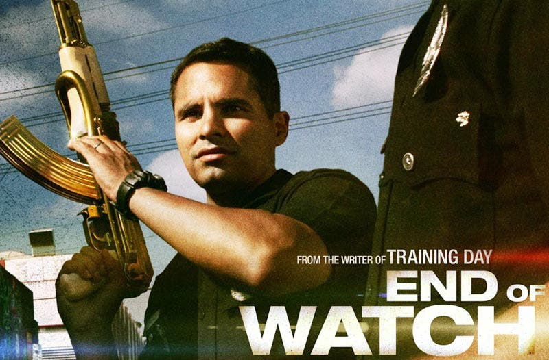 End of Watch Box Office USA